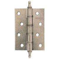 Петля дверная Adden Bau 4W состаренное серебро