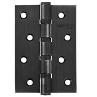 Петля дверная Adden Bau 4BB черный никель