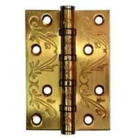 Петля дверная Adden Bau 4BB FLO матовое золото