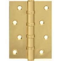 Петля дверная Adden Bau 4BB матовое золото