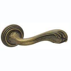 Межкомнатная дверная ручка Adden Bau Vintage Fabio V210 состаренная бронза