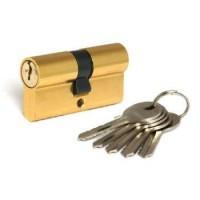 Ключевой цилиндр Adden Bau CYL 5-60 Key золото
