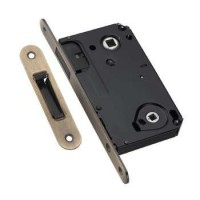 Защелка магнитная сантехническая Adden Bau WC MAG 5090 бронза