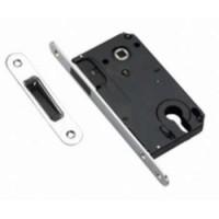 Защелка магнитная под ключевой цилиндр Adden Bau Key MAG 5085 хром