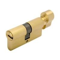Ключевой цилиндр Adden Bau CYL 5-60 Knob золото