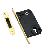 Защелка магнитная под ключевой цилиндр Adden Bau Key MAG 5085 золото