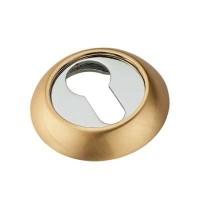 Накладка на ключевой цилиндр Adden Bau SC 001 золото