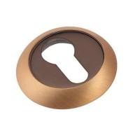 Накладка на ключевой цилиндр Adden Bau SC 001 кофе