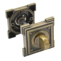 Завертка сантехническая Adden Bau WC VQ003 состаренная бронза
