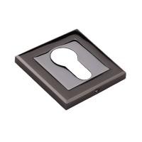 Накладка на ключевой цилиндр Adden Bau SC Q001 черный никель