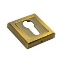 Накладка на ключевой цилиндр Adden Bau SC Q001 кофе