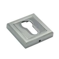 Накладка на ключевой цилиндр Adden Bau SC Q001 хром