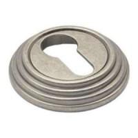 Накладка на ключевой цилиндр Adden Bau SC V001 состаренное серебро