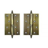 Дверные петли Archie A010-D 2B R античная бронза