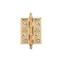 Дверные петли Archie Genesis A030-G 4262 S.Gold матовое золото универсальные