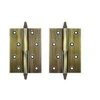 Дверные петли Archie A010-D 2B L античная бронза
