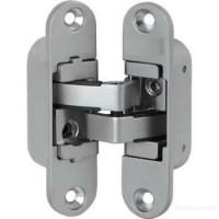 Дверные петли Archie Sillur S-130 P.Chrome хром скрытые с 3D - регулировкой универсальные