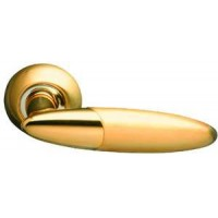 Межкомнатная дверная ручка Archie S010 113II матовое золото