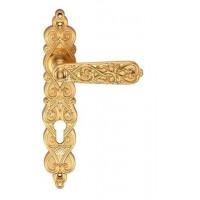 Межкомнатная дверная ручка Archie Genesis Arabesco матовое золото