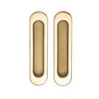 Ручка для раздвижных дверей Archie Sillur A-K 05-V0-P.Gold/S.Gold