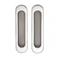 Ручка для раздвижных дверей Archie Sillur A-K 05-V0-P.Chrome/S.Chrome