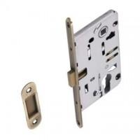 Защелка дверная магнитная Archie LM 5212CL AB/ACF (под цилиндр)