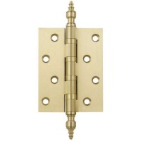 Петля универсальная Armadillo / Армадилло 500-B4 (100x75x3) SG Матовое золото