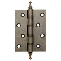 Петля универсальная Armadillo / Армадилло 500-A4 (100x75x3) AS Античное серебро