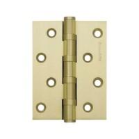 Петля универсальная Armadillo / Армадилло 500-C4 (100x75x3) SG Матовое золото