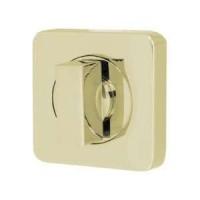 Завертка сантехническая Armadillo / Армадилло WC-BOLT BK6/SQ-21GP-2 золото