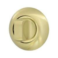 Завертка сантехническая Armadillo / Армадилло WC-BOLT BKW6-1SG/GP-4 комбинация матового золота и золота (без ответной части)