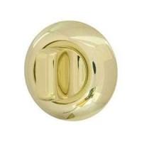 Завертка сантехническая Armadillo / Армадилло WC-BOLT BKW8-1GP/SG-5 комбинация золота и матового золота (без ответной части)
