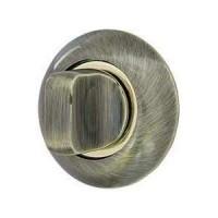 Завертка сантехническая Armadillo / Армадилло WC-BOLT BK6-1AB/GP-7 комбинация бронзы и золота