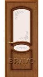 Шпонированные двери Браво
