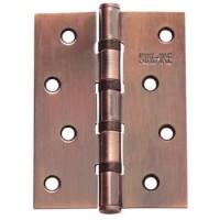 Универсальная дверная петля Bussare B020-C 4BB-1AC античная медь