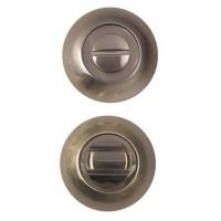Завертка сантехническая Bussare WC-10 античная бронза