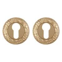 Накладка под цилиндр Fuaro ET SM Gold-24 золото