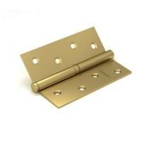 Петля съемная Fuaro 413-4 SB матовое золото правая