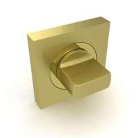 Завертка сантехническая Fuaro BK6 KM SG/GP-4 комбинация матового золота и латуни