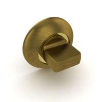 Завертка сантехническая Fuaro BK6 RM AB/GP-7 комбинация бронзы и латуни