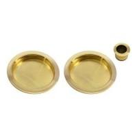 Ручка для раздвижной двери Morelli MHS-1 PG матовое золото