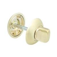 Завертка сантехническая Morelli MH-WC SG/GP комбинация матового золота и золота