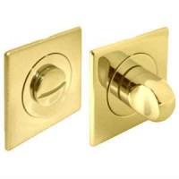Завертка сантехническая Morelli Luxury LUX-WC-S OTL золото