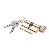 Цилиндр латунный Palidore 7023 PB (ключ-завертка) золото