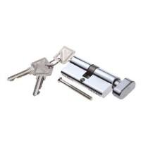 Цилиндр латунный Palidore 7023 PС (ключ-завертка) хром