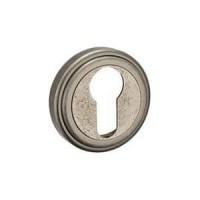 Накладка на евроцилиндр Palidore CL6 AS античное серебро