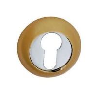 Накладка на евроцилиндр Palidore CL SB матовое золото