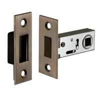 Дверная магнитная защелка Palidore L 8-45 AB бронза