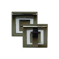 Завертка сантехническая Palidore OLS BН черный никель