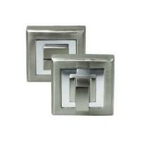 Завертка сантехническая Palidore OLS HH белый никель
